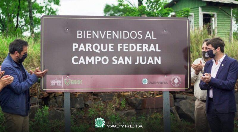 Campo San Juan